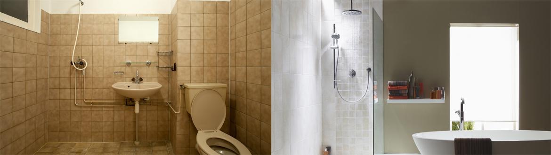 Wenn das Bad saniert gehört-Neidhart - Spezialist für Bäder