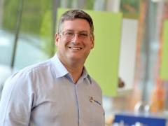 Josef Prinz, Geschäftsführer bei der Firma Neidhart GmbH