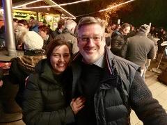 Neidhart - Agnes und Josef Prinz glücklich über gelungenes Fest
