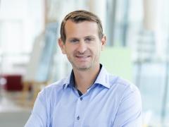 Klaus Weber, Techniker bei der Firma Neidhart GmbH