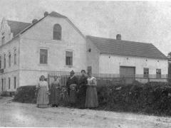 Bild von 1911 - ehemalige Faßbinderei