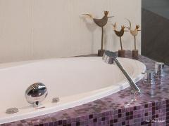 Fliesen komplettieren das Bad - auch hier ist Neidhart der richtige Partner